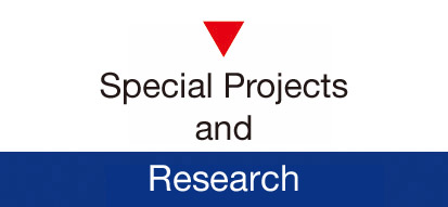 Special Projects and Research