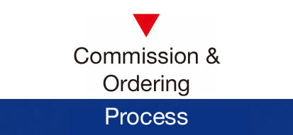 Commission and Ordering Process