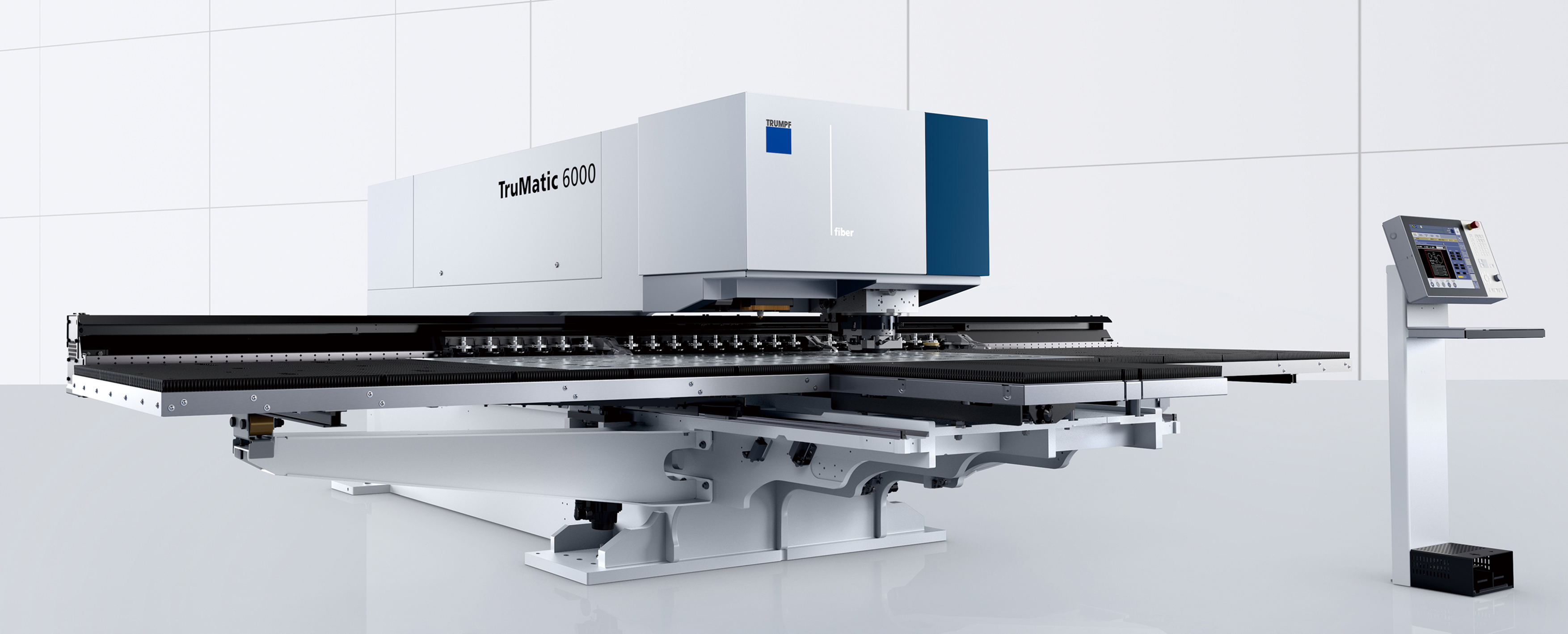 Trumpf TruMatic TC6000 punch/laser
